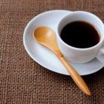 コーヒーを飲みながら、ふと。
