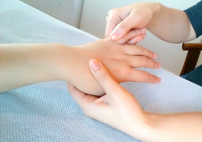 hand-treatment